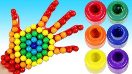 玩转色彩游戏让宝宝更聪明! 通过模仿获得认知, 益智启蒙就靠它!