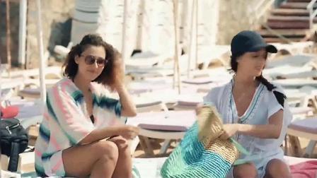 女人在海滩不允许外穿比基尼