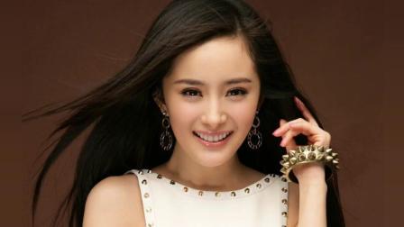 美女杨幂小姐迷人高清写真, 依然丰满韵味十足