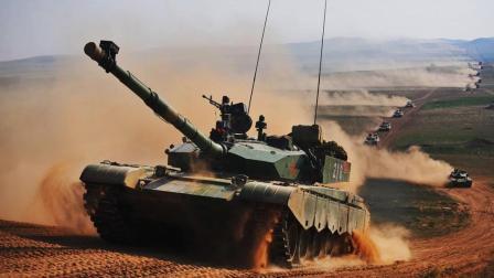 好消息! 99A坦克新装甲已定型, 可抵御两千穿深炮弹