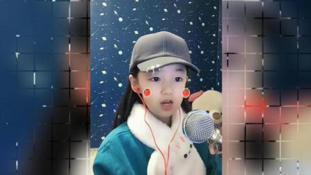 """网络美女: 快手网红""""韩妮"""", 小姑娘唱歌蛮"""