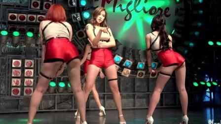 女团热舞 经典舞曲上和下 美女身材不是一般的好