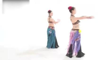 钢管舞肚皮舞肚皮舞成品舞4肚皮舞舞蹈教学分解