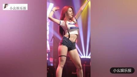 韩国热舞, 美女舞蹈