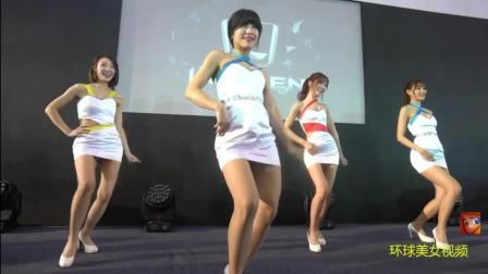 2018高雄车展 : LUXGEN Passion sisters 热舞