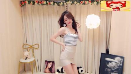 短裙美女跳舞, 178的个子这个大长腿真的好性感啊