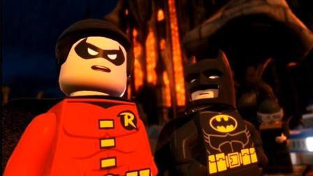 乐高蝙蝠侠: DC超级英雄 ★6期★第四大章: 阿克汉姆精神病院(鳄鱼人、急冻人、疯帽人)