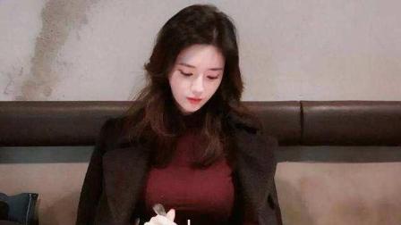 清纯可爱韩国美女主播直播女团舞蹈