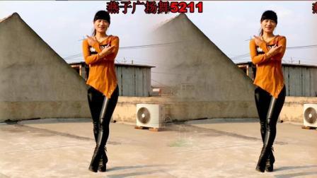 广场舞《三十出头》教学分解视频 燕子广场舞5211太美了