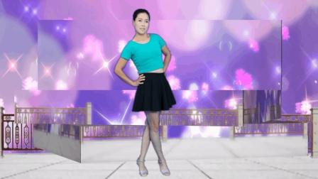 点击观看《初级入门32步广场舞 动人的舞蹈超级简单》