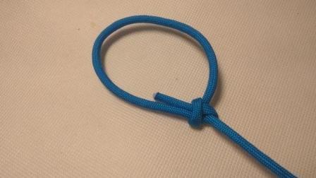 它有绳结之王的美誉, 被称为万能结, 打法简单运用非常广泛