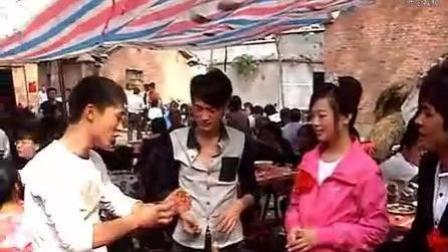 实拍安徽阜阳农村结婚风俗: 新娘真美!