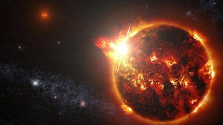 科学探索: 太阳变成白矮星, 太阳系所有星球将被