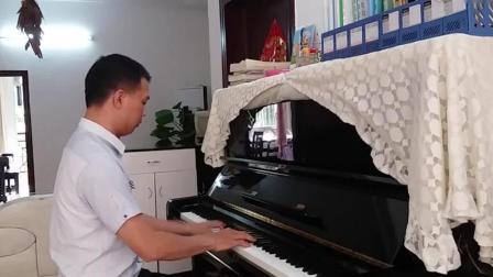 凉凉钢琴谱钢琴视频钢琴弹唱钢琴教程钢琴弹奏一首经典歌曲《上海滩》