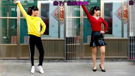 点击观看《32步广场舞の双人系列《一生最爱的人就是你》 编舞 燕子广场舞5211》