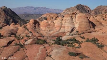下篇: 美国的红岩峡谷, 难得一见的最美自然风景