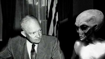 外星人绑架技术多强? 总统也被UFO带走过, 自称到