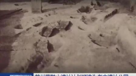 苏州草鞋山遗址计划打造为考古遗址公园