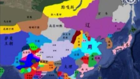 一个视频看懂中国历史的变迁-