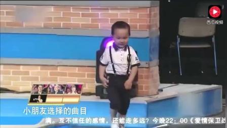 3岁小孩竟说没人能赢他, 评委不信, 没想到真的是神童!