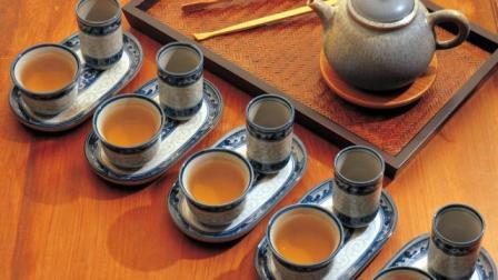 历史传承古老的艺术, 中国的功夫茶, 要过节了