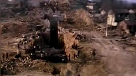 八百平方米的超级大墓惊现天日, 考古队挖出一块