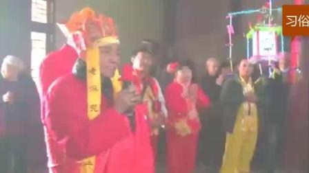 贵州农村祭奠山神风俗, 期望来年可以丰收
