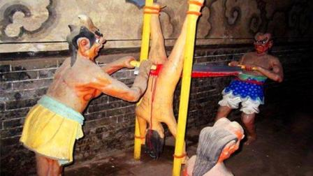 中国历史上惨无人道的酷刑, 让人毛骨悚然的活人