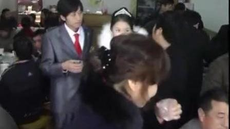真人真事, 湖北咸宁结婚风俗录像