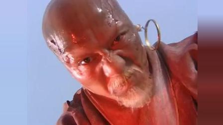 連城訣, 吳越生死關頭打通任督二脈, 一腳踢死血刀老祖, 厲害了!