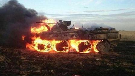 半岛奇闻 俄士兵为了热罐头 不慎将49万美元装甲