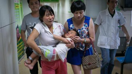 3岁孩子流鼻血离奇死亡, 宝妈紧急送往医院, 却被