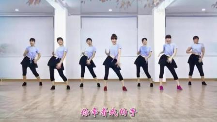 减肥健身舞教广场舞大大全最简单广场舞教学歌在飞金俊广场舞视频