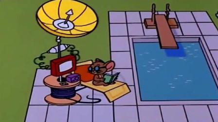 猫和老鼠: 杰瑞变身特工007, 恶搞馋嘴猫, 全程笑