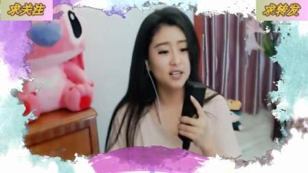 菲儿YY美女主播翻唱《月亮传奇》嗨爆了, 听着就