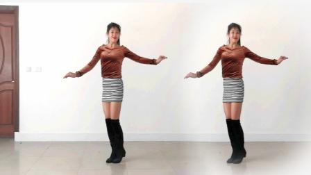 阿采广场舞 简单32步子舞《好运连连》适合新手
