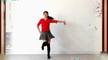 2018新年舞 《2018发发发》阿采广场舞 附教学和背面 新手入门拜年广场舞