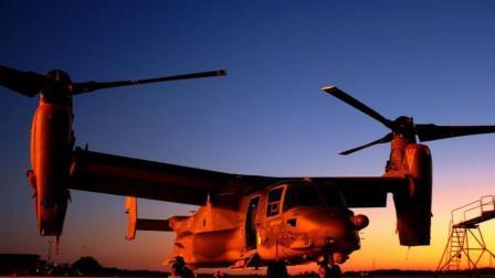 """中国""""蓝鲸""""倾转旋翼机震撼来袭, 一口气运来一个连, 美军看呆了!"""