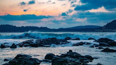 沿海小岛 东甲岛, 植被天然, 风景秀丽