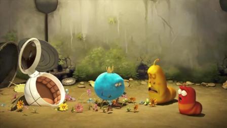 爆笑虫子: 红虫欺负小孩子, 没想到这个小孩也挺
