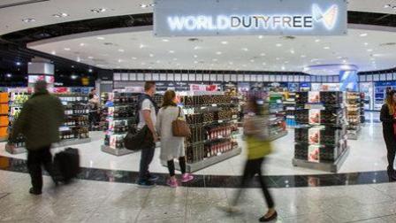 """伦敦机场""""歧视""""中国消费者"""