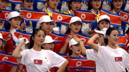 自带伴奏, 魔性歌伴舞, 朝鲜美女啦啦队, 禁不住