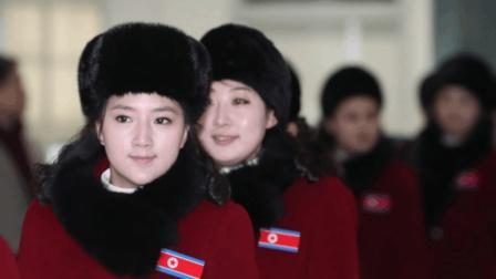 朝鲜美女真的很美丽, 当然仅限于静止的时候, 看
