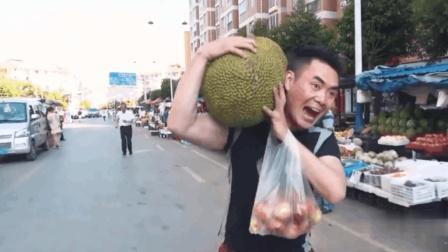 陈翔六点半: 不知道你们买水果的时候遇到老板这