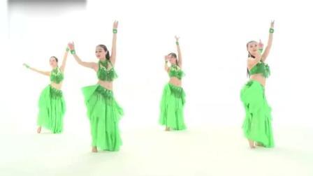 钢管舞肚皮舞肚皮舞成品舞5肚皮舞入门教程