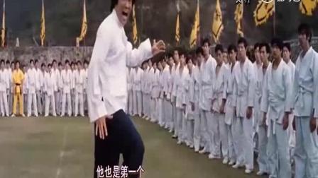 年轻李小龙唯一实战视频, 今天被修复成功, 他到底有多强
