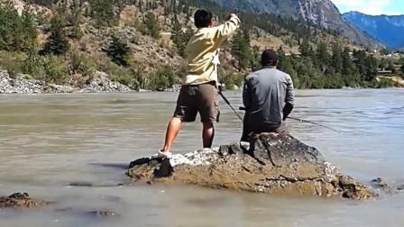 用鸡肝当诱饵钓鱼, 没想到效果这么好!