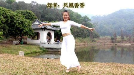 点击观看《凤凰香香广场舞 2018开年肚皮舞 《欢乐跳吧》 正面》