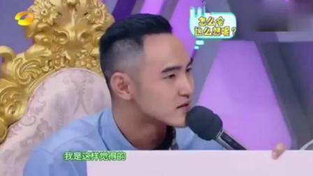"""《快乐大本营》谢娜又出经典""""神句"""", 阮经天听了很委屈!"""