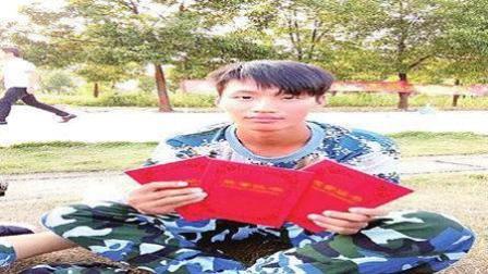 大学生为扑火遇难年仅19岁